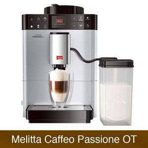 Kaffeevollautomat Melitta Caffeo Passione One Touch F53/1-101 im Vergleich