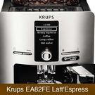 Krups EA82FE Latt Espress Quattro Force mit intuitiver One-Touch Bedienung