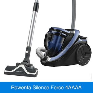 Staubsauger Rowenta RO7681EA Silence Force Cyclonic 4A Animal Care Pro Vergleich
