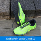 Giesswein Wool Cross X Lime Men im Test.