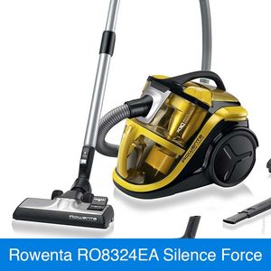 Staubsauger Rowenta RO8324EA Silence Force Multicyclonic Vergleich