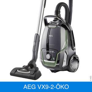 10 Premium Staubsaugerbeutel Für AEG VX9 Öko X Performance VX9-1-Öko