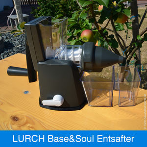 Lurch Entsafter Base&Soul Slow Juicer im Test