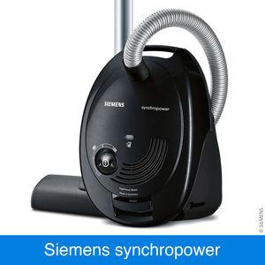 siemens vs06b112a synchropower vergleich staubsauger. Black Bedroom Furniture Sets. Home Design Ideas