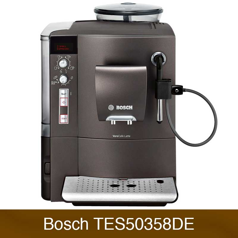 bosch tes50358de verocafe latte im vergleich kaffeevollautomaten. Black Bedroom Furniture Sets. Home Design Ideas