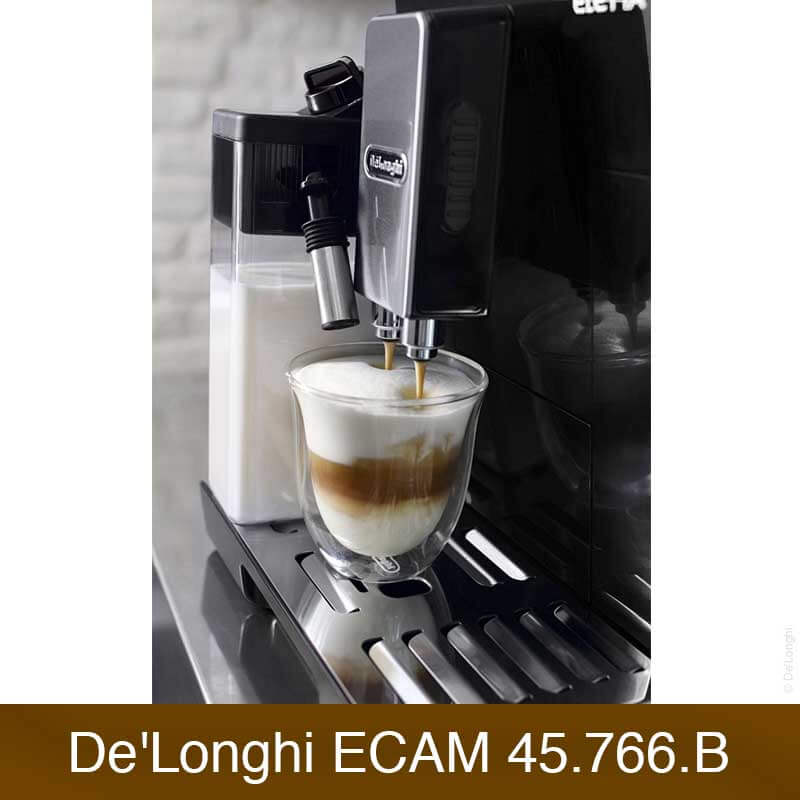 delonghi ecam eletta cappuccino kaffeevollautomat im vergleich kaffeevollautomaten. Black Bedroom Furniture Sets. Home Design Ideas