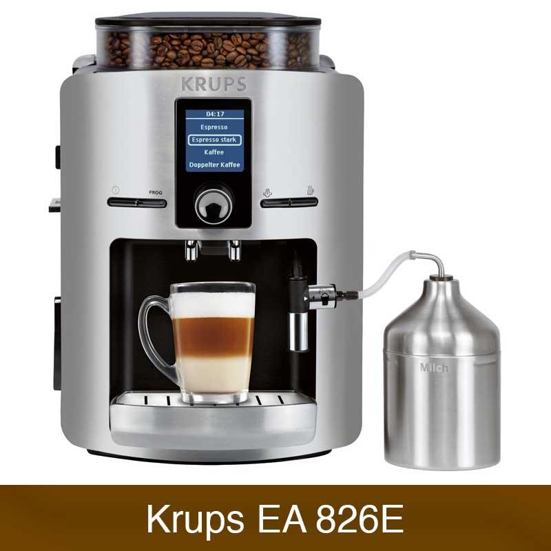 krups ea8108 kaffeevollautomat 1450 watt 1 8 liter 15 bar cappuccinoplus d se dampfd se. Black Bedroom Furniture Sets. Home Design Ideas