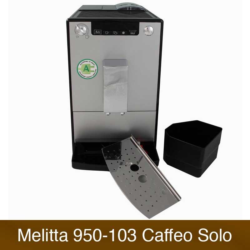 melitta caffeo solo e 950 103 vergleich kaffeevollautomaten. Black Bedroom Furniture Sets. Home Design Ideas