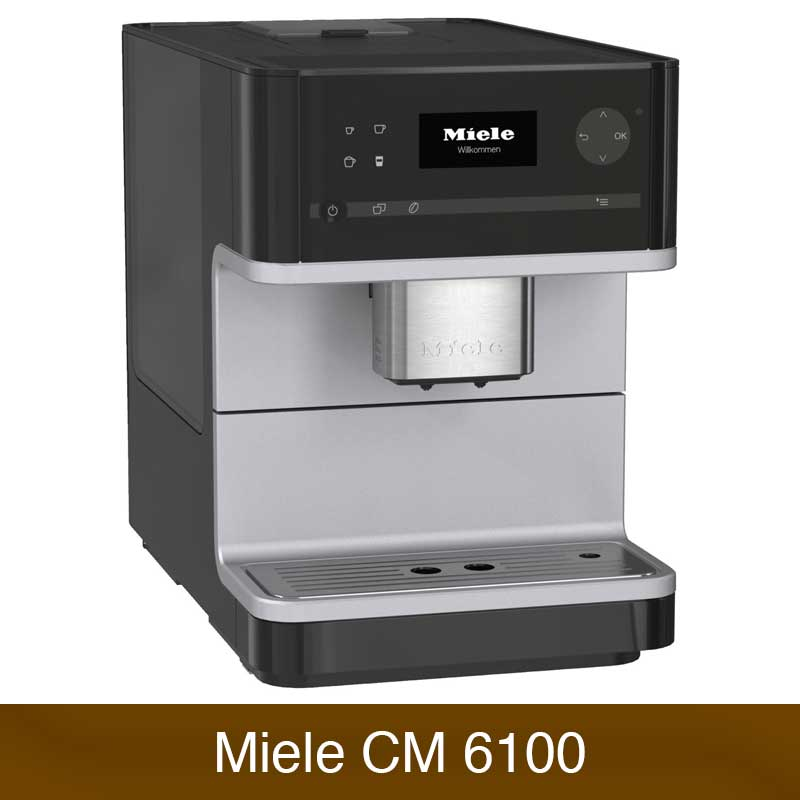 miele cm 6100 im vergleich kaffeevollautomaten. Black Bedroom Furniture Sets. Home Design Ideas