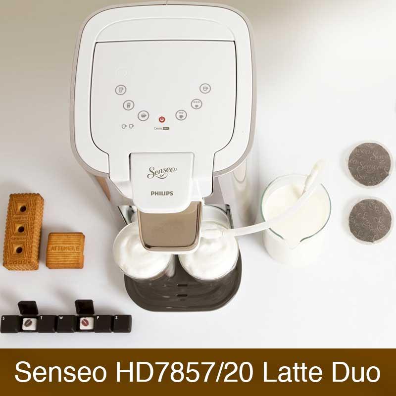Senseo Latte Duo Vergleich