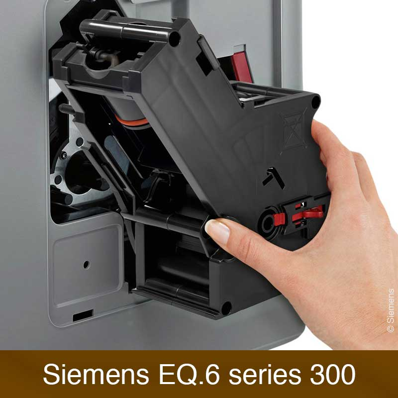 siemens eq 6 series 300 te613501de im vergleich. Black Bedroom Furniture Sets. Home Design Ideas
