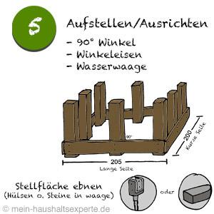 Hochbeet Selber Bauen Bauanleitung Materialliste