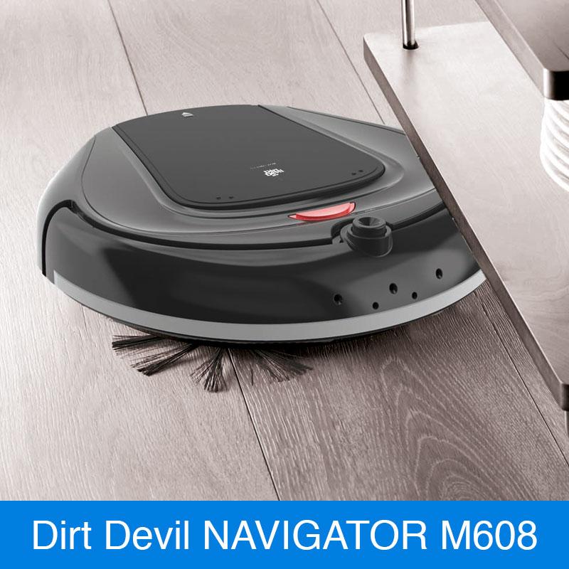 Dirt devil saugroboter navigator