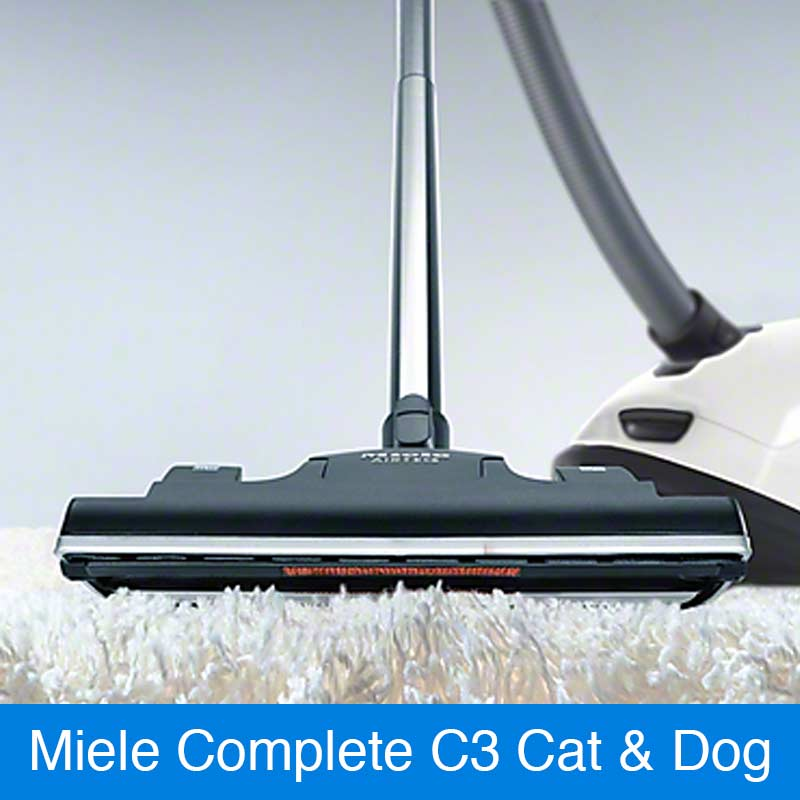 Miele S  Cat Dog Test