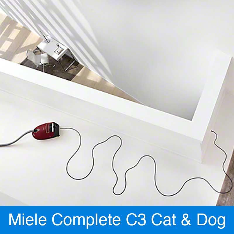 Miele Complete C Cat Dog Powerline Staubsauger