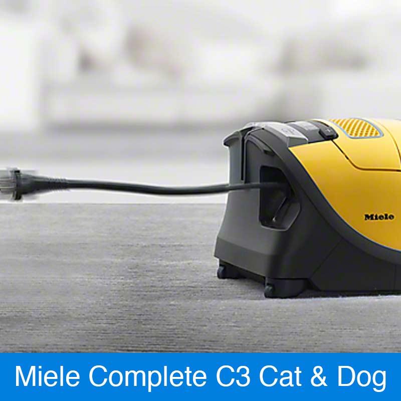 miele complete c3 cat dog powerline vergleich staubsauger. Black Bedroom Furniture Sets. Home Design Ideas
