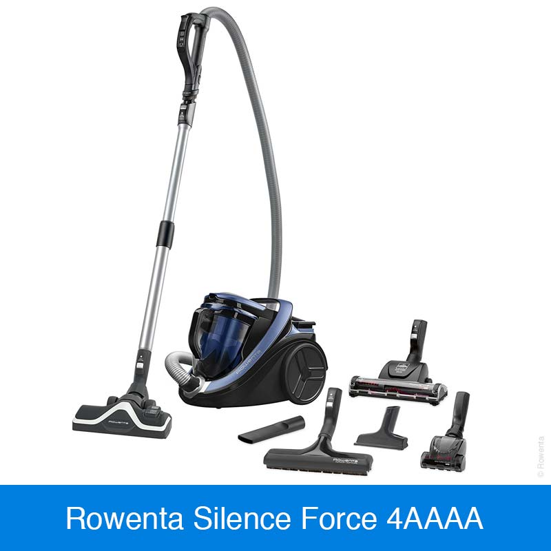 Rowenta Silence Force Cyclonic RO7681EA Staubsauger ohne Beutel © Rowenta