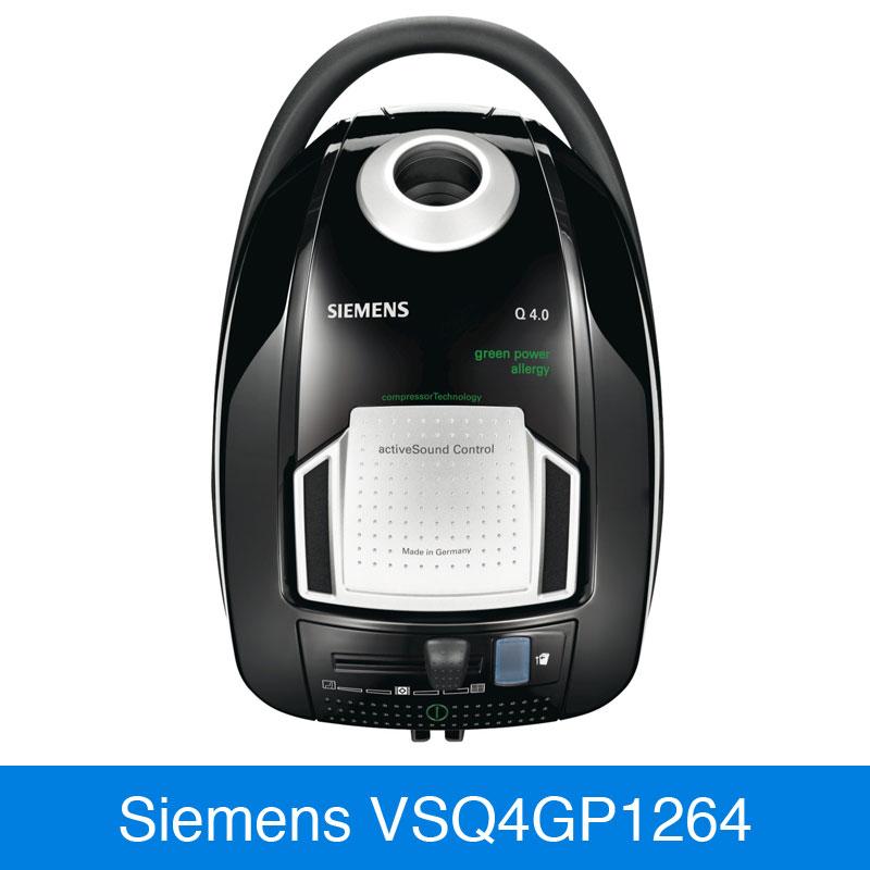 Siemens VSQ4GP1264 Q 40 im Vergleich  Staubsauger -> Staubsauger Zubehör Siemens